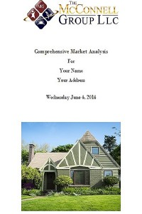 Free Comparable Market Analysis